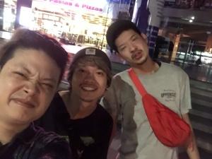 東京大阪 理容師求人 社員旅行 バンコク